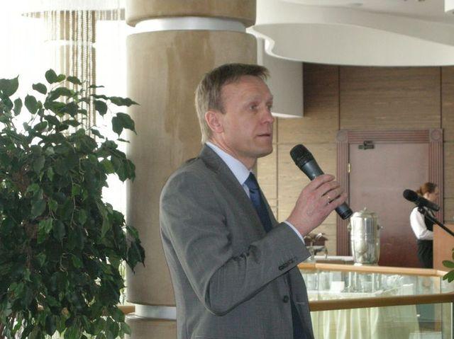 Леонид Агеев, Управляющий партнер компании Larssen Capital